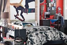 Cool boy rooms