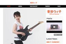 Artist Web Site