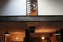 0902BRH | MAISON PARIS 20 / Réhabilitation d'une maison et d'un atelier d'artiste attenant | rue de Bagnolet 75020 Paris