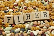 High Fibre Foods and Ideas / Fibre is an important part of a healthy diet. A diet high in fibre has many health benefits. It can help prevent heart disease, diabetes, weight gain and some cancers, and can also improve digestive health.