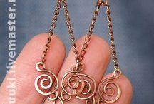 Jewelry - Earrings - Wire