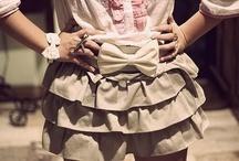 mimi girls / babydoll style / юбочки и бантики