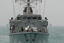 Navy: Hunt-class Mine Countermeasures vessel (Mine Sweepers)