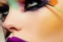 make the make up