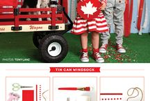 Canada Day Eh! / Let's Celebrate Canada  / by Tricia Diemert