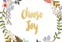 Choose Joy Daily