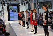TARGI MODY / FASHION FAIR POZNAŃ 2014 / Pokaz Semper podczas Targów mody w Poznaniu, 2014 r. #semper #fashionfair #fair #fashion #womanfashion #targimody #targi #moda #catwalk #pokaz #pokazmody #poznan #mtp