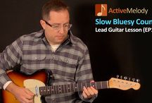 Bluesy Country Lead Guitar Lesson