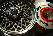Car rims wheels and tires