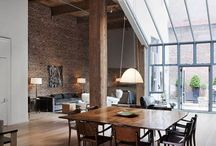 Loft Design Inspirations / by Brooke Clupper