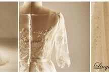 Wedding dresses / Lingerette & Boutique's wedding dresses - Custom made according to your measurements.