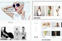 Creative WordPress Themes of 2015 / Professional collection of the most creative WordPress themes of 2015. Best for designers, portfolio showcase, agencies and other creative businesses.