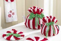Crochet Christmas  / by Lori Neff