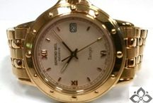 Men's Pre-Owned Fine Watches / Carefully inspected pre-owned watches. Subject to availability. / by Hamra Jewelers