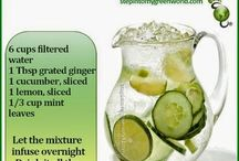 Flat belly drinks