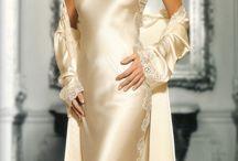 French silk sleepwear