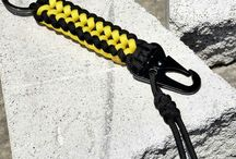 Paracord Keychain and Lanyard