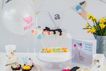 Styleboxe Little One Baby Shower Decor Set