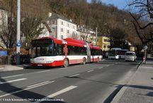 Salzburg AG >> (Solaris) Solaris Trollino 18AC / Sie sehen hier eine Auswahl meiner Fotos, mehr davon finden Sie auf meiner Internetseite www.europa-fotografiert.de.
