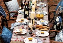 Table Settings / Ideas how to dine in style xx