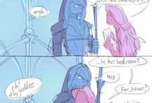A BOTW / To much sidon x Link.   This is getting ridiculous!