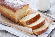 Soya flour low carb bread