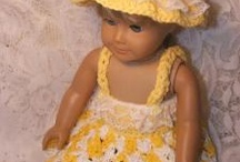 Doll Clothes / by Aurora Canales
