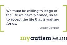 Quotes & Encouragement for Autism Parents