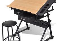 drawing designer desk
