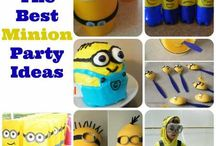MINIONS / PARTY IDEAS