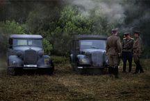 WW2 car&truck's