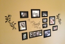 Photo Grouping Ideas for Hall