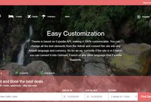 B2B PHP Tours Script / Adivaha WordPress travel booking software is a unique B2B marketplace for property sellers and buyers, this property rental WordPress theme shows real time rental price.