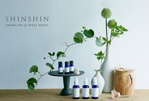SHINSHIN / Indulge in these Japan-made essential oils, inspired by the deep forest of the Grand Shrine of Ise.
