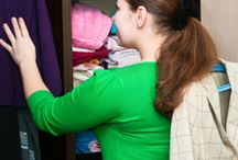 Get it together, girl! / Organizing tips/storage / by Dana Worstell
