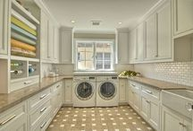 Laundry/Butler's Pantry / by Carlyn Lowery
