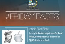Interesting Facts / Get some interesting unknown facts about technology, telecom, social media, IT and many more.