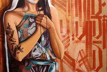 Modern Art by Melly Trochez