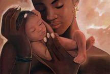 africanas / para pintar yo