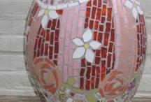 váza mozaik