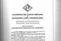libro de costura Encarnación Mosquera