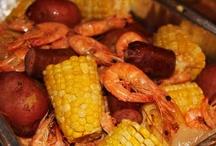 Louisiana cooking.