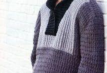 sweter dla Adiego