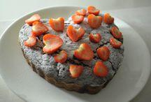 Bakken / recepten bakken gebak muffins etc.