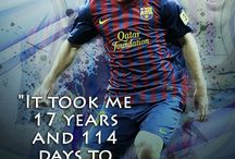 Lionel Messi / The best  player in the world..