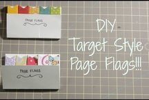 target pages flags diy