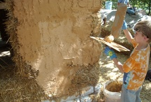 STRAW BALE ECO HOUSES