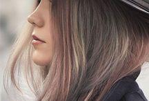 Dreamy Hair Ideas / by nadinewouldsay