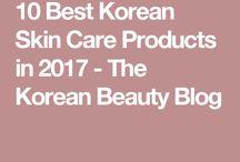 Cura della pelle coreana