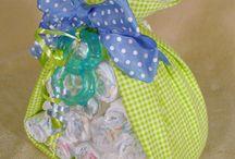 dárky k narození dětí
